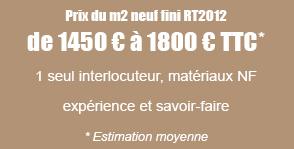 prix du m2 rt2012
