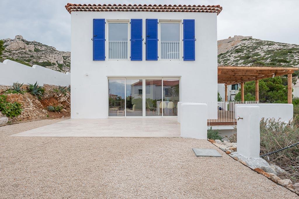 Villa méditerranéenne