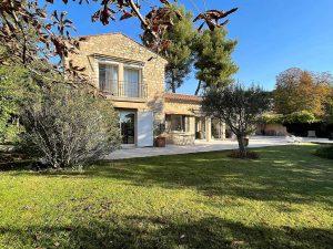 Rénovation d'une bastide à Aix en Provence